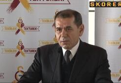 Dursun Özbek: Keşke UEFA...