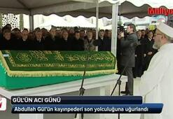Abdullah Gülün acı günü