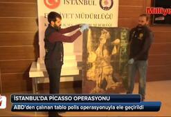 İstanbulda Picasso operasyonu
