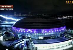 Khimki Moskova 111-80 Zalgiris Kaunas