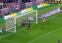 Barcelona yarı finalde