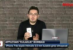 Appledan iPhone 7 bombası