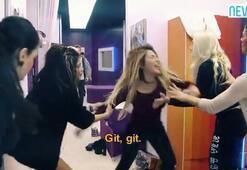 Big Brother evini karıştıran kız kavgası