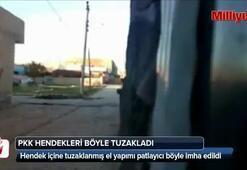PKK, hendekleri böyle tuzakladı