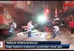 İstanbulda vahşi cinayet