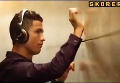 Ronaldodan yeni yıl kutlaması