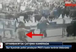 Diyarbakırın Sur ilçesinde çatışma çıktı