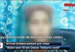 12 yaşındaki intihar bombacısından şok itiraf