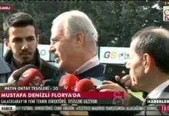Mustafa Denizli Floryada