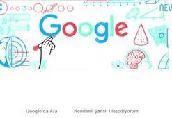 Öğretmenler Gününe Google Doodle hazırladı