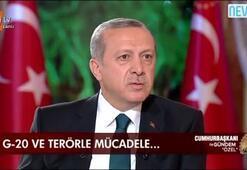 Cumhurbaşkanı Erdoğan: Onlar bana ihanet etti