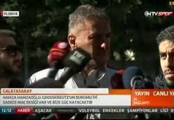 Hamzaoğlu patladı