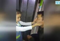 Minik kızdan polis babaya tavsiyeler