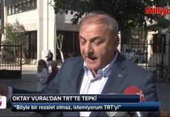 Oktay Vural: TRTyi burada  istemiyorum