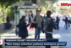 Ankarada yaşanan o dehşet anlarını anlattı