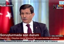 Davutoğlu: Ankara'daki saldırının arkasında...