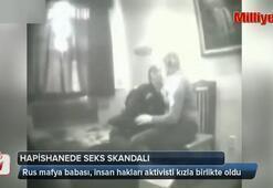 Hapishanede seks skandalı