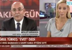 MHP Genel Başkan Yardımcısı canlı yayında şok oldu