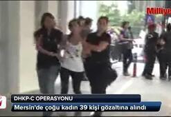 İstanbul ve Mersinde DHKP-C operasyonu
