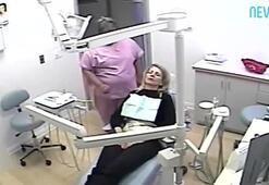Dişçide büyük şok