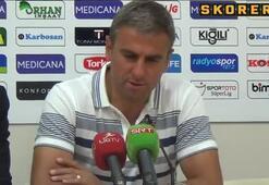 Hamza Hamzaoğlu: Erken yediğimiz gol disiplini koparttı