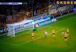 Puskas golüne aday İnanılmaz...