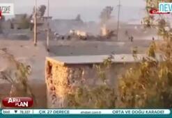Türk askeri IŞİDi böyle vurdu dediler ama...