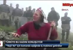 Türkiye bu kadını konuşuyor