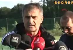 Güneş:Biz Beşiktaş isek...