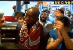 Stephane M'bia Trabzon'a Geldi