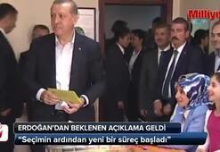 Erdoğandan beklenen açıklama