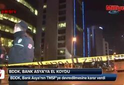 BDDK, Bank Asyaya el koydu