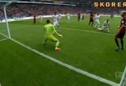 Leverkusen mağlubiyetle kapattı