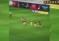 Dünyanın en sakin penaltısı