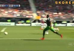Kazım oynadı, Feyenoord farklı kazandı