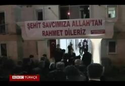 Erdoğandan savcı Kirazın ailesine taziye ziyareti