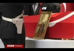 Öldürülen savcı Kiraz için cenaze töreni