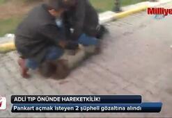 Adli Tıp'ta 'Berkin Elvan' gözaltısı