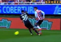 Zidane çalımı ayağa kaldırdı