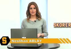 Skorer TV - Spor Bülteni   8 Mart 2015