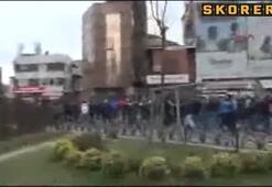 Edirnekapıda Eyüp-Karagümrük kavgası