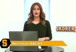 Skorer TV - Spor Bülteni | 21 Şubat 2015