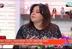 Oya Aydoğan açıkladı: Nazan Öncele üvey baba tacizi