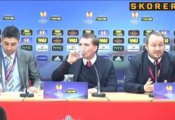 Rodgers: İkinci maç zor olacak