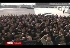 Metal işçileri grevde: 1400 liraya bir ay çalışın, halimizi anlayın