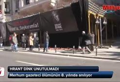 Hrant Dink unutulmadı