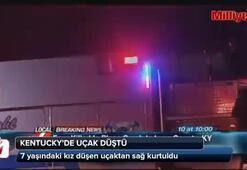 Kentuckyde küçük uçak düştü: 4 ölü