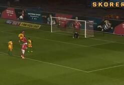 En sakin penaltı atışı
