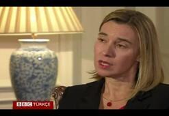 AB Dışişleri Temsilcisi: Suriye krizi Brükselden çözülemez