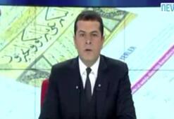Cüneyt Özdemir haberi Osmanlıca sundu